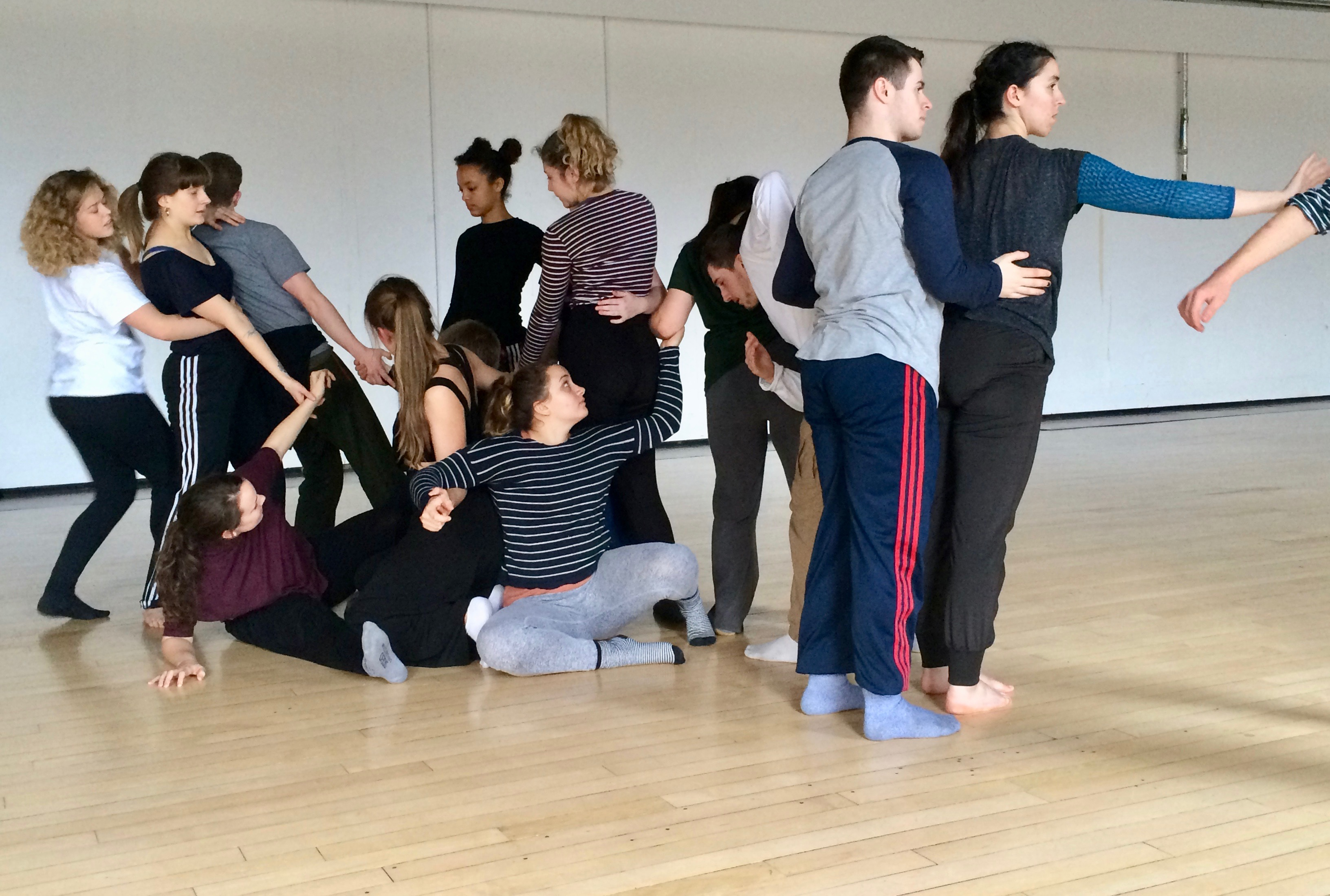 Young Choreographers South West - Dance in Devon - A charity